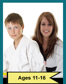 Martial Arts for Teens cropped in Vernon, NJ